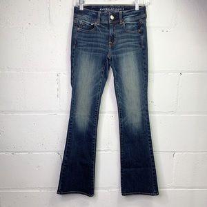 American eagle 🦅 kick boot jeans